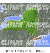 Map Clipart by Michael Schmeling