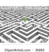 Maze Clipart by Tonis Pan