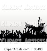 Moshing Clipart by Dero
