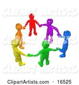 People Clipart by 3poD