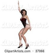 Pinup Clipart by Anita Lee