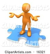 Puzzle Clipart by 3poD