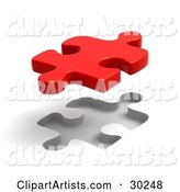 Puzzle Clipart by Tonis Pan