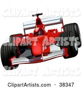 Racing Clipart by Dero