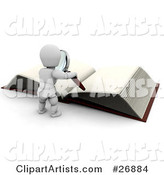 Research Clipart by KJ Pargeter