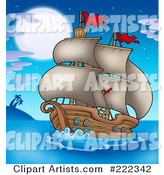 Ship Clipart by Visekart