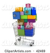 Shopping Clipart by Stockillustrations