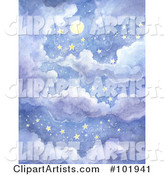 Sky Clipart by Gina Jane