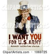 Uncle Sam Clipart by JVPD