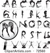 Vector Alphabet Clipart by Cidepix