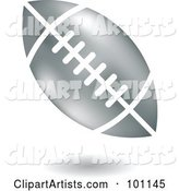 Vector American Football Clipart by Cidepix