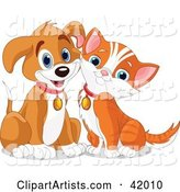 Vector Animals Clipart by Pushkin