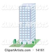 Vector Architecture Clipart by Rasmussen Images
