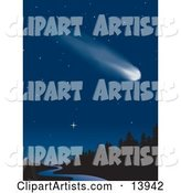 Vector Astronomy Clipart by Rasmussen Images