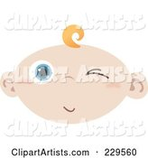 Vector Baby Clipart by Qiun