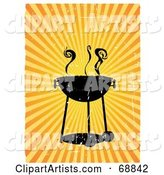 Vector Barbecue Clipart by Mheld