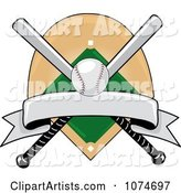 Vector Baseball Clipart by Rogue Design and Image