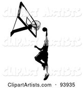 Vector Basketball Clipart by Arena Creative