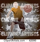 Vector Basketball Clipart by L2studio