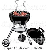 Vector Bbq Clipart by Rogue Design and Image