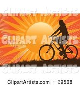 Vector Bicycle Clipart by Arena Creative