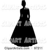 Vector Bride Clipart by Rogue Design and Image