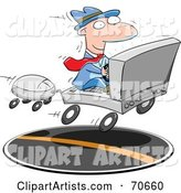 Vector Business Clipart by Jtoons