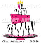 Vector Cake Clipart by Rogue Design and Image