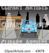 Vector Car Clipart by Mheld