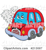 Vector Car Clipart by Visekart