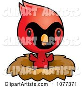Vector Cardinal Clipart by Cory Thoman