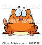 Vector Cat Clipart by Cory Thoman