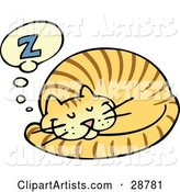 Vector Cat Clipart by Gnurf