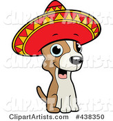 Vector Chihuahua Clipart by Cory Thoman