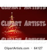 Vector Christmas Background Clipart by Dero