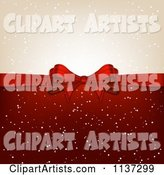 Vector Christmas Background Clipart by Vectorace