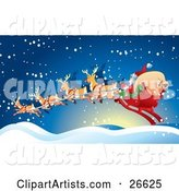 Vector Christmas Clipart by NoahsKnight