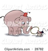 Vector Circus Clipart by Gnurf