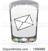 Cell Phone with a Message