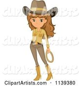 Cowgirl or Ranger Woman