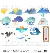 Extreme Weather Icons