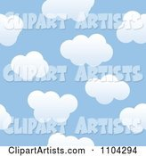 Vector Clouds Clipart by Vectorace