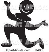 Vector Clown Clipart by Alexia Lougiaki