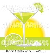Vector Cocktail Clipart by Suzib_100