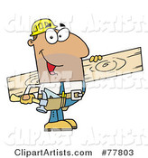 Vector Construction Clipart by Hit Toon