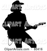 Vector Country Music Clipart by Rogue Design and Image