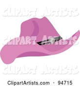 Vector Cowgirl Hat Clipart by Designbella