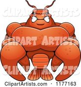 Vector Crawfish Clipart by Cory Thoman