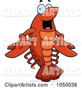 Vector Crayfish Clipart by Cory Thoman