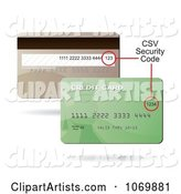 Vector Credit Cards Clipart by Arena Creative